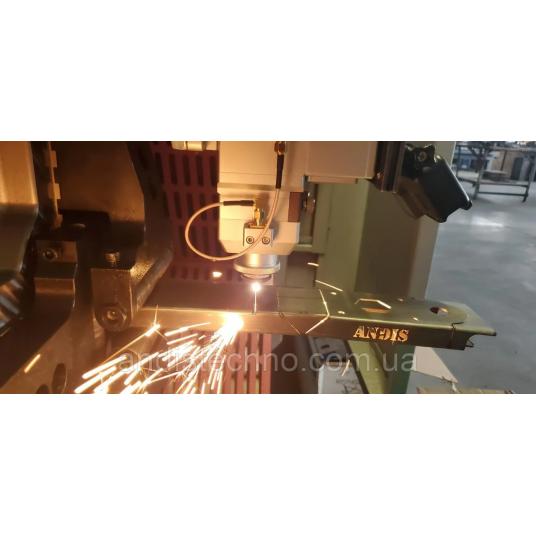 Лазерна різка труб