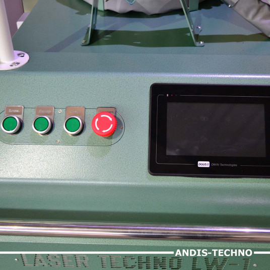 Апарат лазерного зварювання